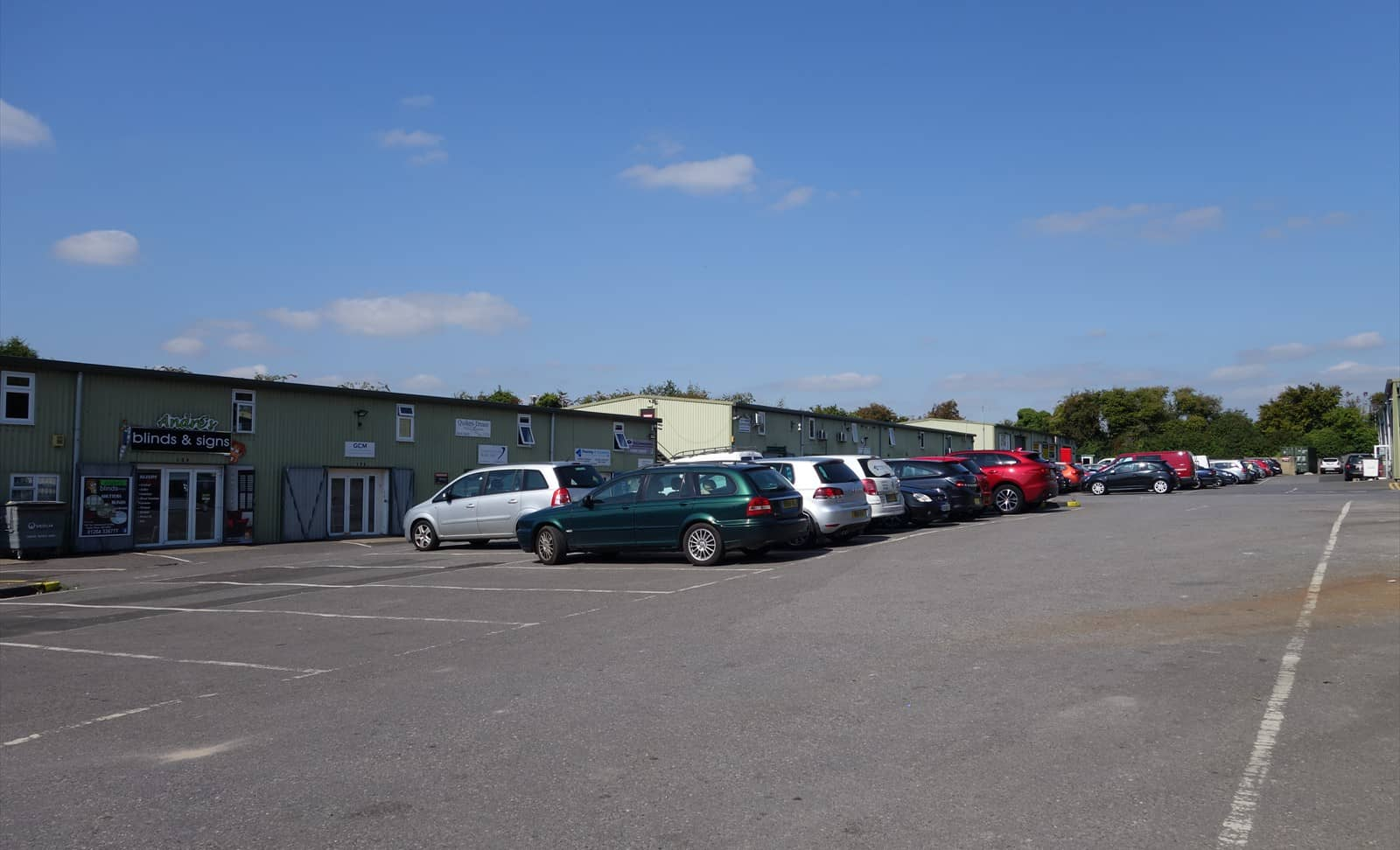 Industrial space to rent in Andover, Hampshire