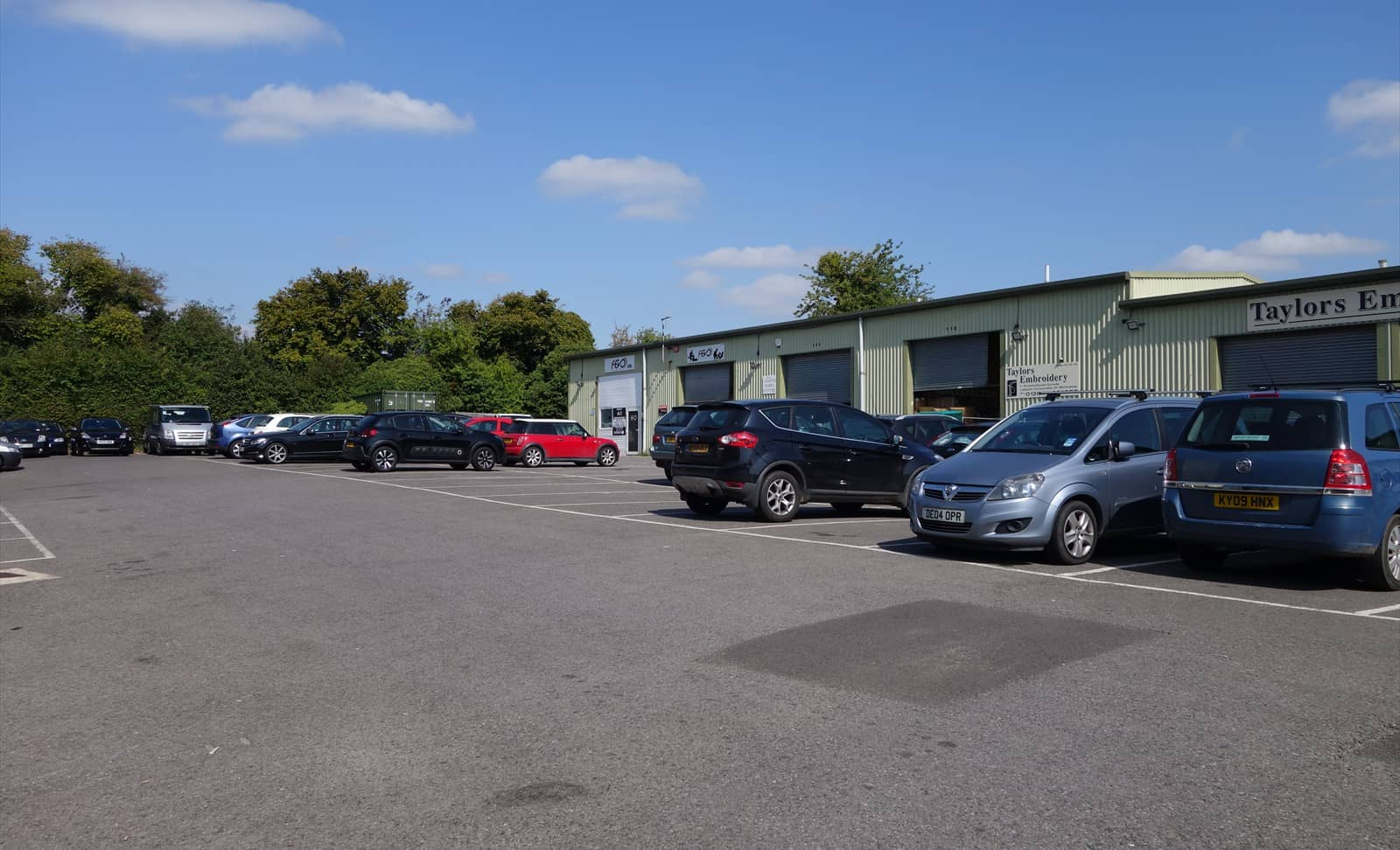 Office and Industrial space to rent in Andover, Hampshire
