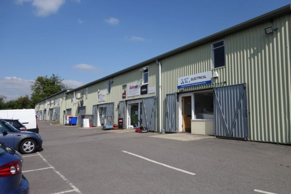 800sq. ft. Low Industrial Units